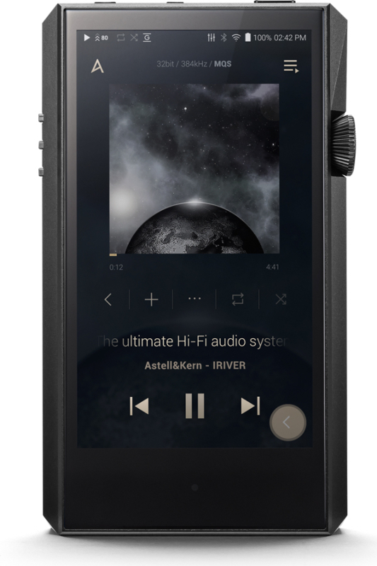 A&ultima SP1000M Onyx Black AK-SP1000M-OB