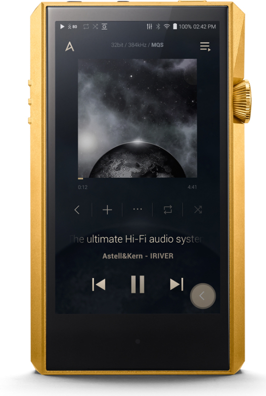 A&ultima SP1000M Gold AK-SP1000M-RG