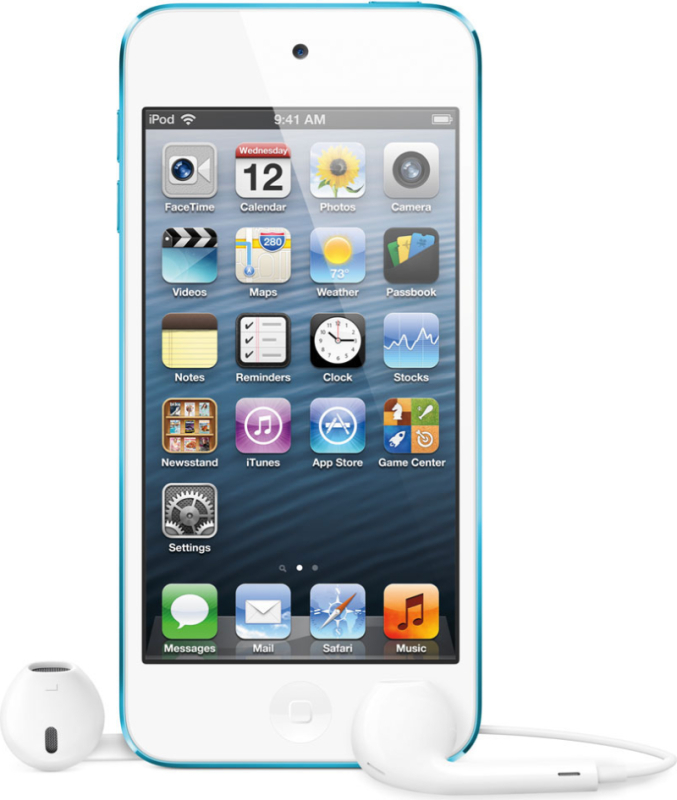 iPod touch 第5世代