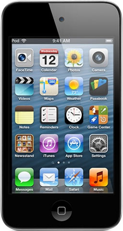 iPod touch 第4世代