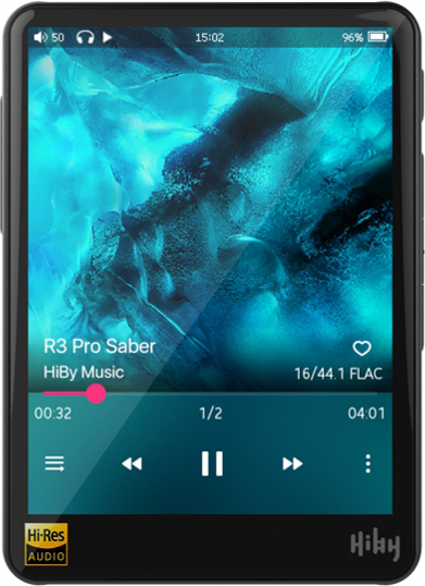 HiBy R3Pro Saber