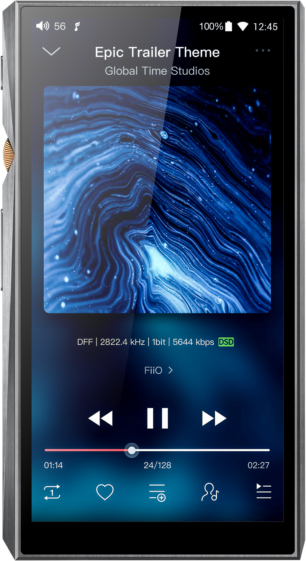 M11 Pro Stainless Steel Edition FIO-M11PRO-SS
