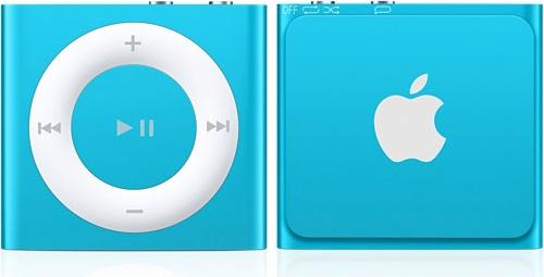 iPod shuffle 第4世代 Late 2012