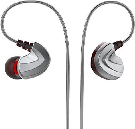 Hybrid Monitor Earphones A73
