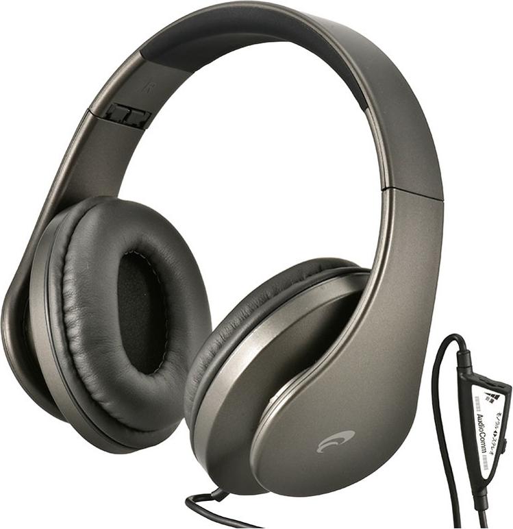 AudioComm HP-H555N
