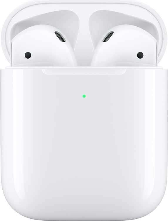 AirPods with Wireless Charging Case 第2世代 MRXJ2J/A
