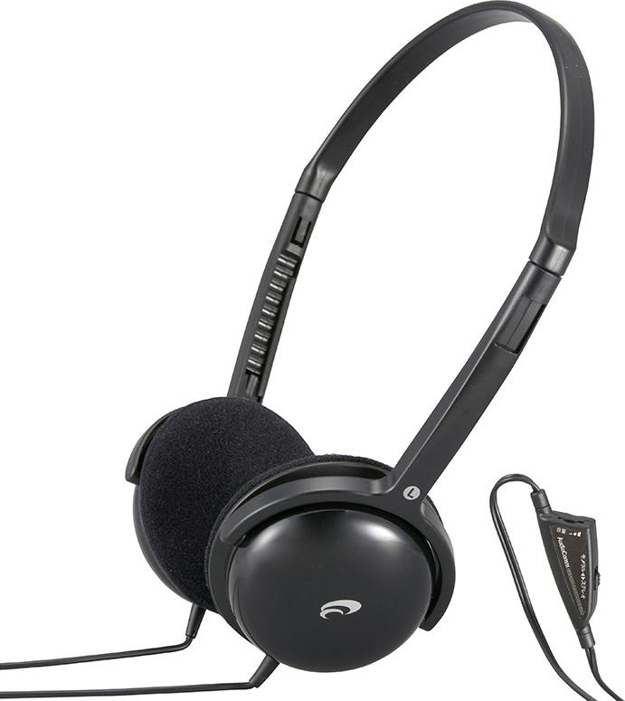 AudioComm HP-H355N