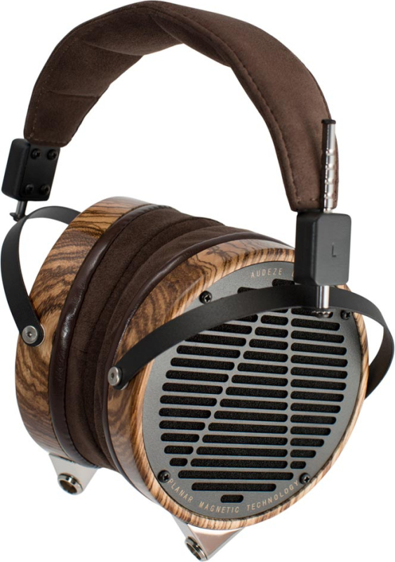 LCD-3 [Microsuede with Ruggedized Travel Case]