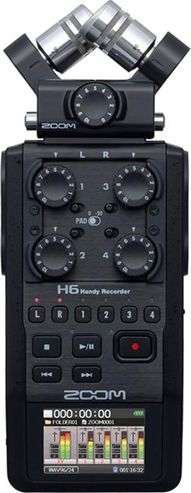 Handy Recorder H6/BLK