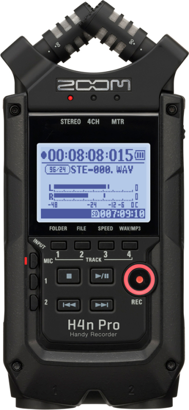 Handy Recorder H4n Pro/BLK