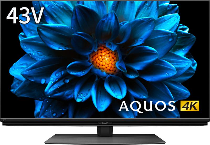 AQUOS 4T-C43DN2