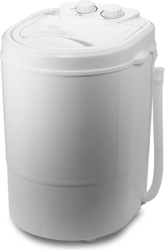 ROOMMATE 洗いブラシ付きポータブル洗濯機 ブラシ de洗い・NEO RM-107TE