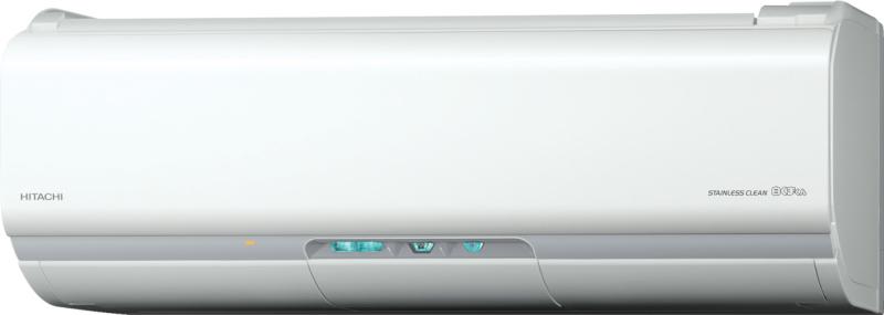 ステンレス・クリーン 白くまくん RAS-X25H