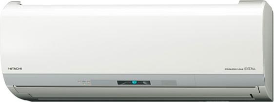 ステンレス・クリーン 白くまくん RAS-WL71J2