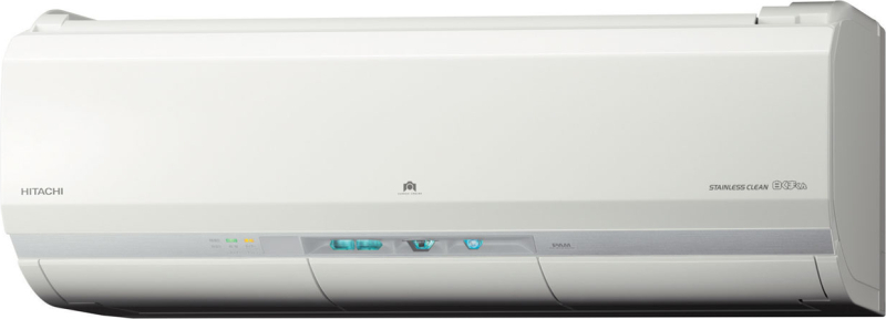 ステンレス・クリーン 白くまくん RAS-X25G