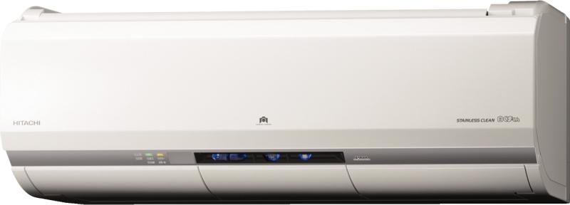 ステンレス・クリーン 白くまくん RAS-XJ28F(W)