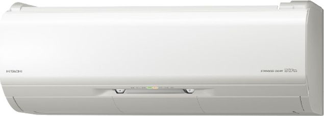 ステンレス・クリーン 白くまくん RAS-ZJ80J2