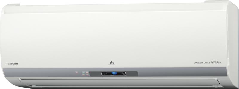 ステンレス・クリーン 白くまくん RAS-E25G