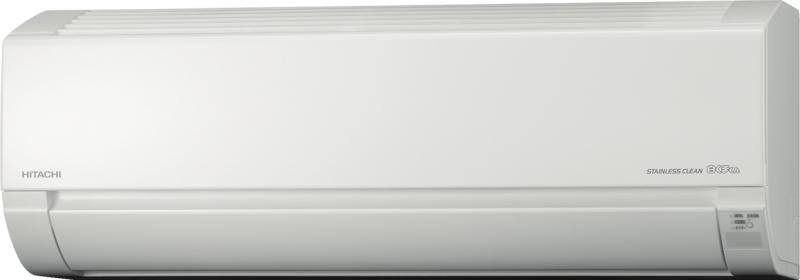 ステンレス・クリーン 白くまくん RAS-D40G2