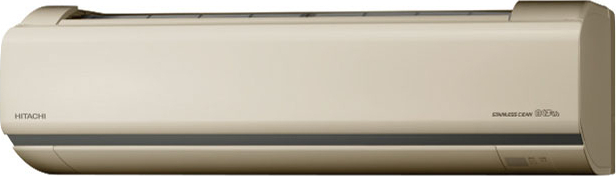 ステンレス・クリーン 白くまくん RAS-V25J(C)