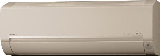 ステンレス・クリーン 白くまくん RAS-BJ25J(C)