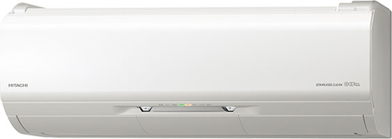 ステンレス・クリーン 白くまくん RAS-XJ63J2