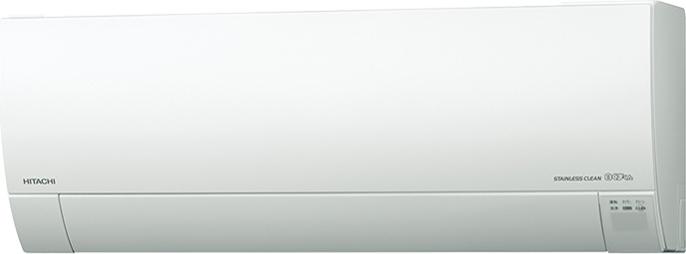 ステンレス・クリーン 白くまくん RAS-G63K2