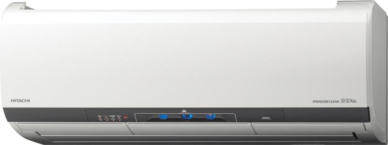 ステンレス・クリーン 白くまくん RAS-ZJ80G2