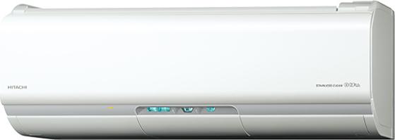 ステンレス・クリーン 白くまくん RAS-XJ22H