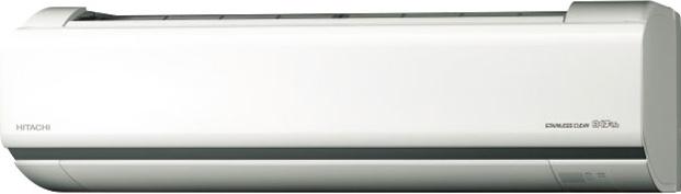 ステンレス・クリーン 白くまくん RAS-V25J(W)