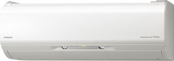 ステンレス・クリーン 白くまくん RAS-XJ80J2