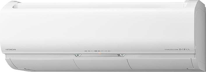 ステンレス・クリーン 白くまくん RAS-XJ22L