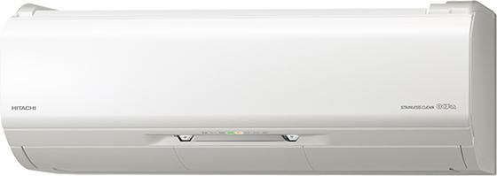 ステンレス・クリーン 白くまくん RAS-X25J