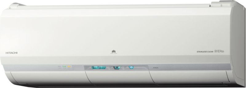 ステンレス・クリーン 白くまくん RAS-X71G2