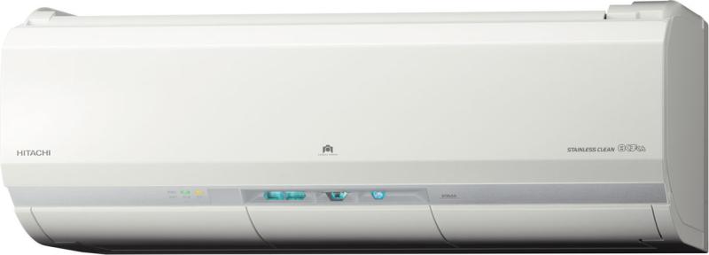 ステンレス・クリーン 白くまくん RAS-X80G2