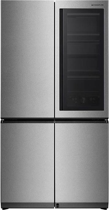 LG SIGNATURE InstaView Door-in-Door GR-Q23FGNGL
