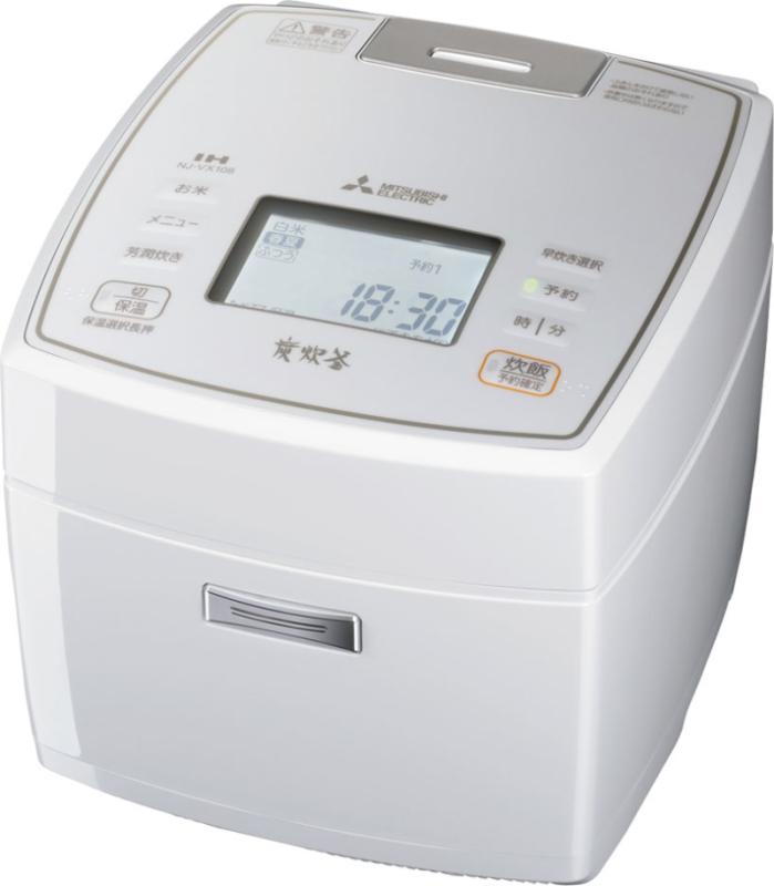 備長炭 炭炊釜 NJ-VX108