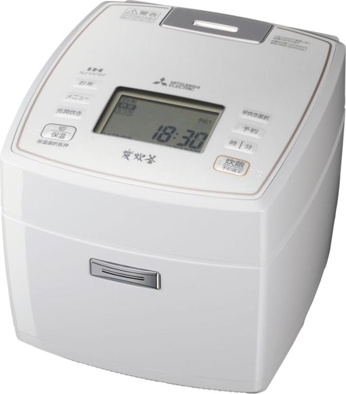 備長炭 炭炊釜 NJ-VV107