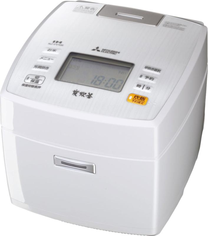 備長炭 炭炊釜 NJ-VV106
