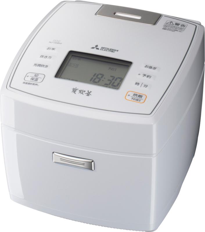 備長炭 炭炊釜 NJ-VEB10