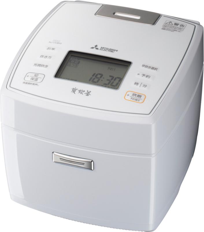 備長炭 炭炊釜 NJ-VVB10