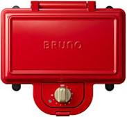 BRUNO ホットサンドメーカー ダブル BOE044