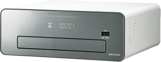 おうちクラウドディーガ DMR-4CS201