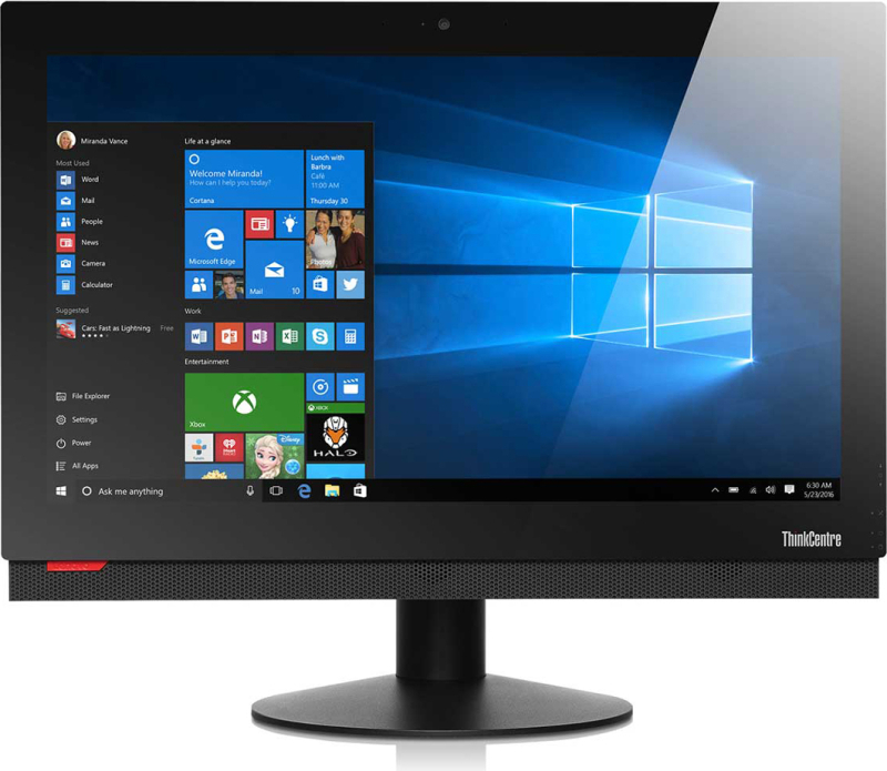 ThinkCentre M810z All-In-One 10Q10006JP