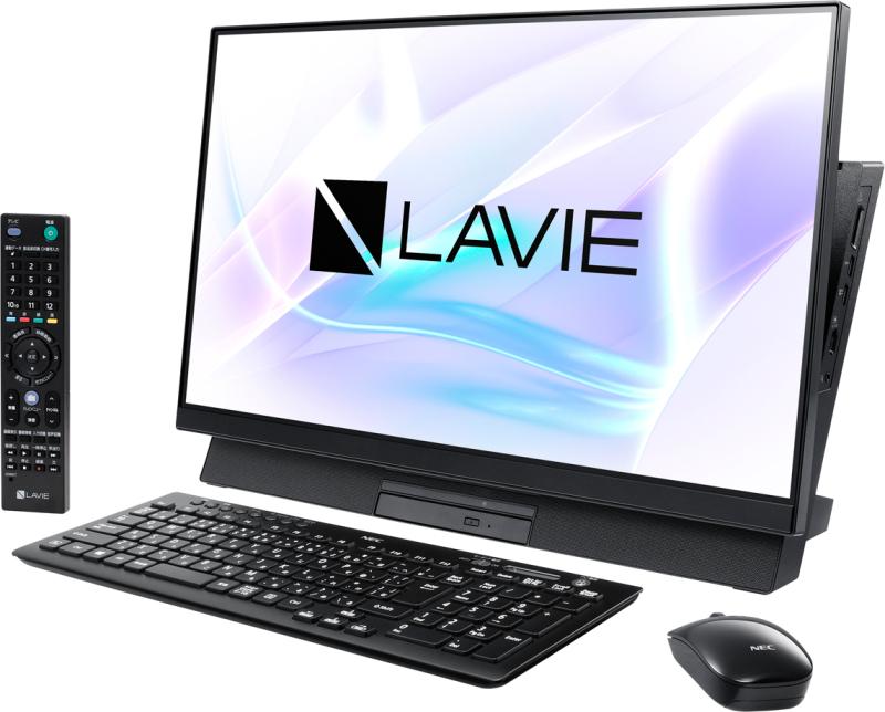LAVIE Desk All-in-one DA370/MAB PC-DA370MAB
