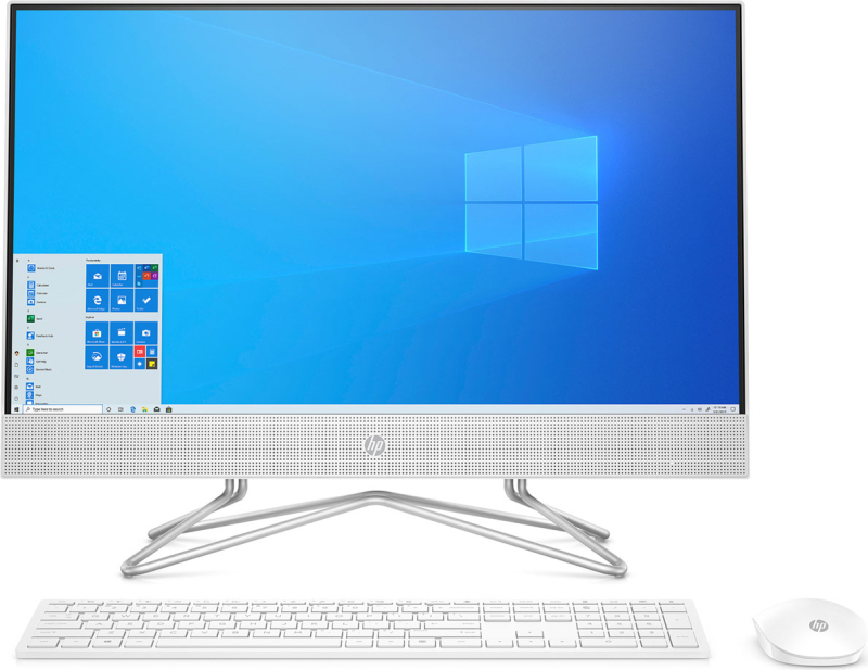 HP All-in-One 24-df0043jp パフォーマンスモデル S2