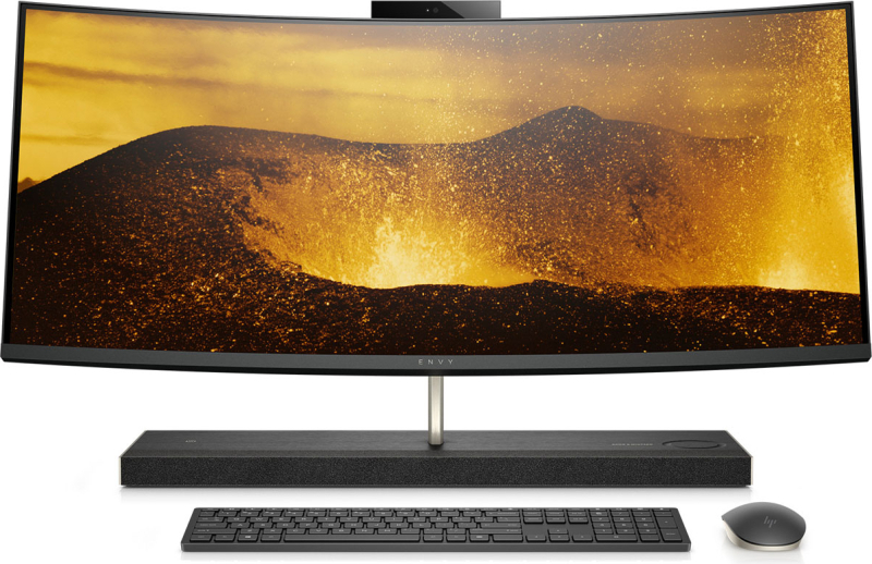 ENVY Curved All-in-One 34-b190jp パフォーマンスモデルG2