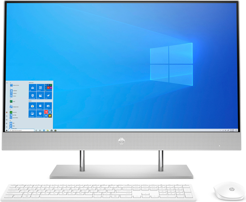HP All-in-One 27-dp0118jp スタンダードモデル S1