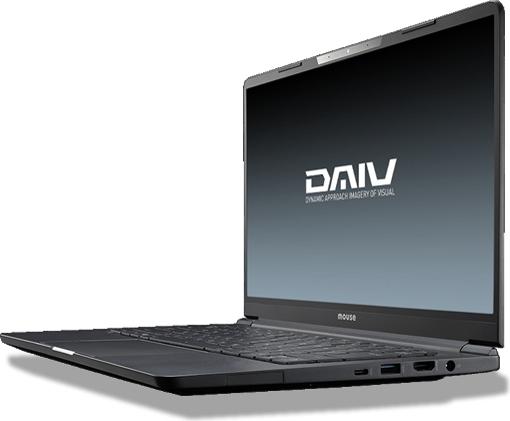 DAIV-NG4300S1-M2S5-KK NVMe