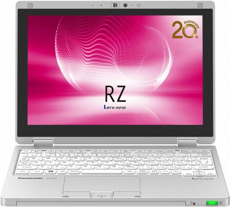 Let's note RZ5 CF-RZ5PDDVS